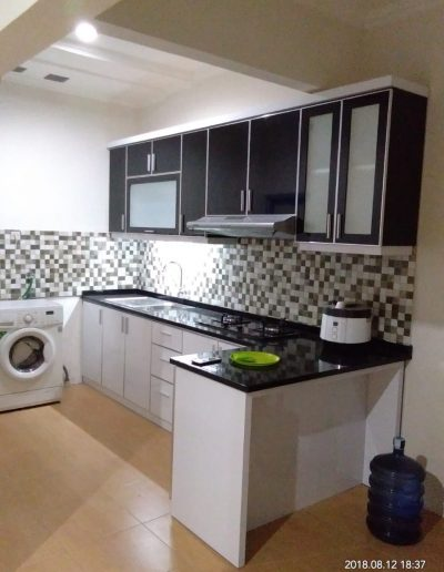 Jasa Kitchen set dan Interior Design